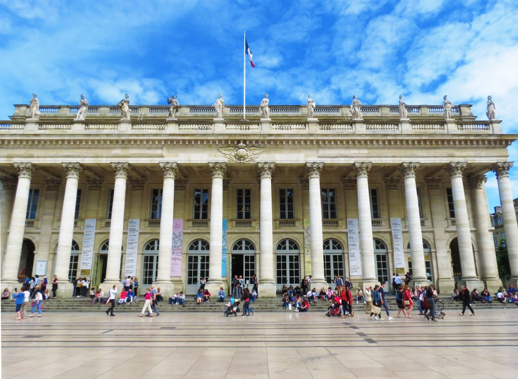 main tourist attractions in Bordeaux, France