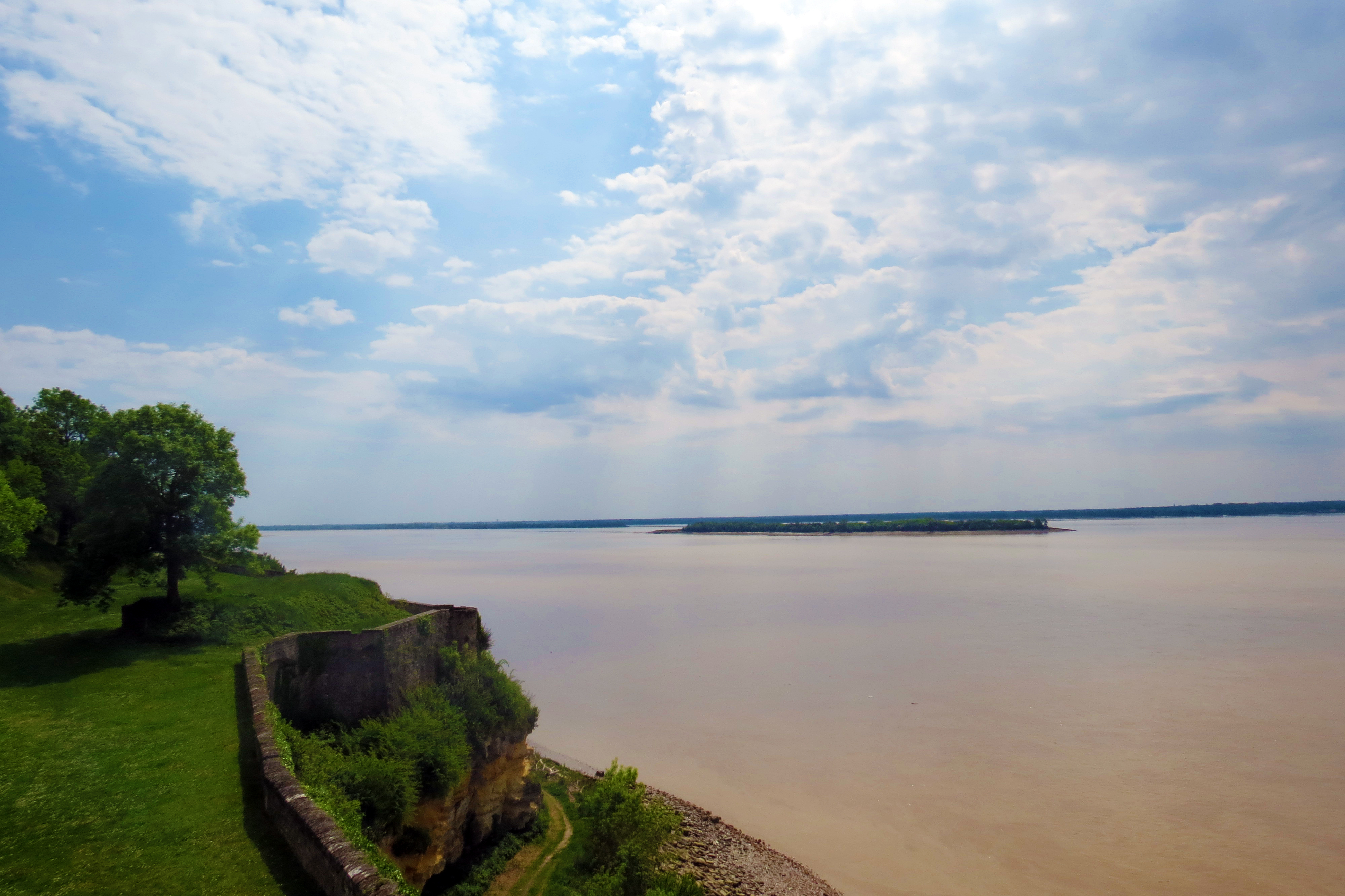 A view from the Citadel of Blaye