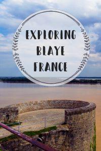 Exploring Blaye